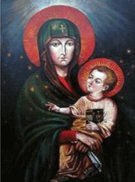 Мати Божа Летичівська
